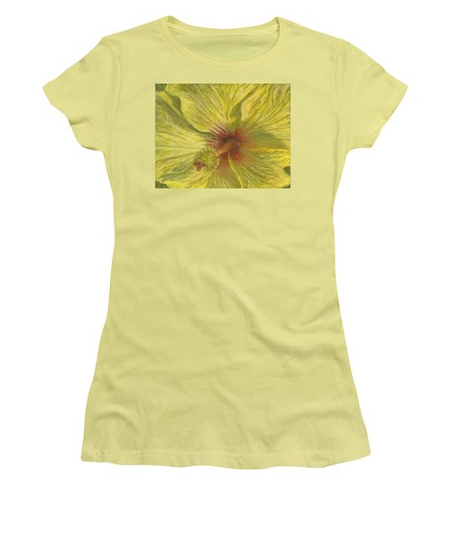 Hula Girl Women's T-Shirt (Athletic Fit)