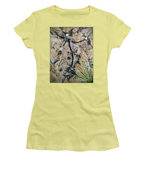 Hurricane Matthew Women's T-Shirt (Athletic Fit)