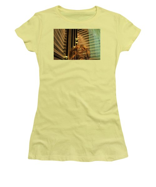 Hyatt Regency Sf Atrium Women's T-Shirt (Athletic Fit)