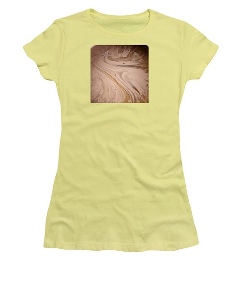 Hydro Magnito Meat Raisin Women's T-Shirt (Junior Cut) by Gyula Julian Lovas