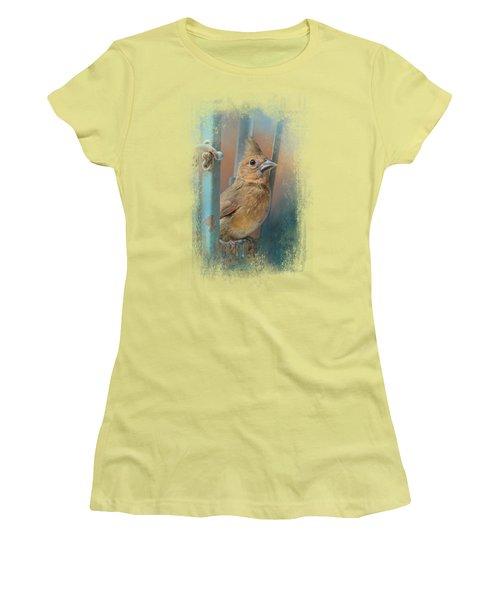 I Will Be Your Light Women's T-Shirt (Junior Cut)