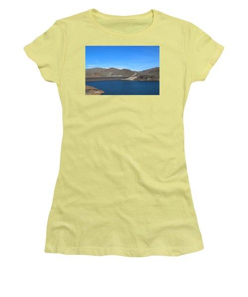 Idaho Women's T-Shirt (Athletic Fit)