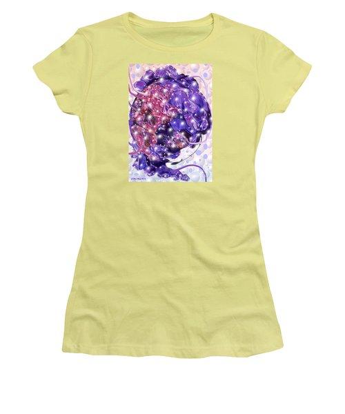 Idea Machine Women's T-Shirt (Athletic Fit)