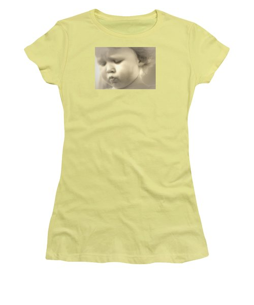 Women's T-Shirt (Junior Cut) featuring the photograph Immanuel by The Art Of Marilyn Ridoutt-Greene