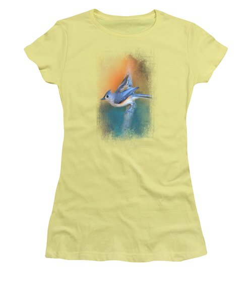 In A Flash Women's T-Shirt (Athletic Fit)