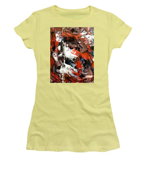 In Abstraction  - Rbw No.2 Women's T-Shirt (Athletic Fit)
