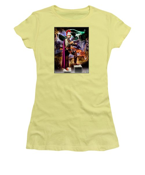 In An Alternate Reality Women's T-Shirt (Junior Cut)
