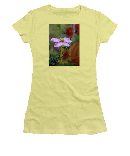 Women's T-Shirt (Junior Cut) featuring the photograph In Bloom by Karen Harrison