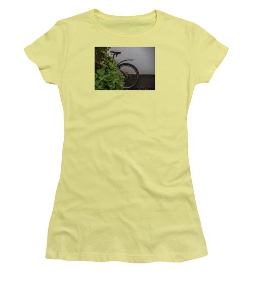 Women's T-Shirt (Junior Cut) featuring the photograph In Park by Odd Jeppesen