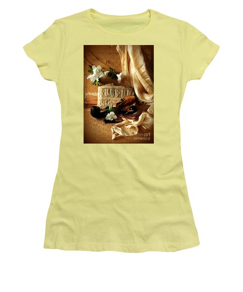 In Search Of Lost Time IIi Women's T-Shirt (Athletic Fit)