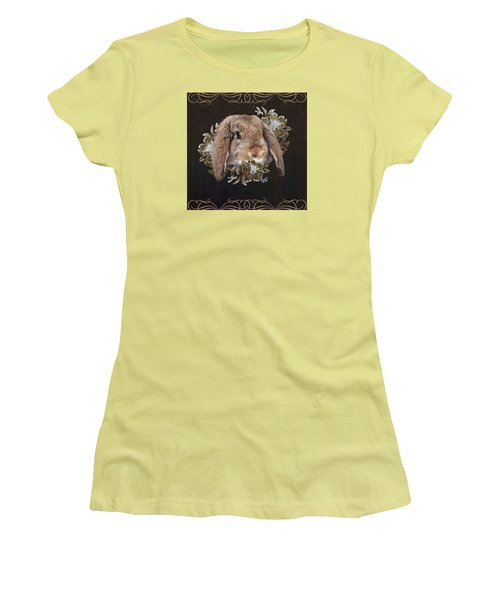 In The Garden Of Whispers Women's T-Shirt (Athletic Fit)