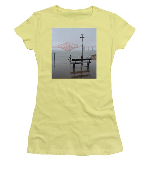 In The Rain Women's T-Shirt (Athletic Fit)