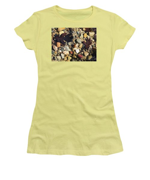 In The Shallows 2 Women's T-Shirt (Junior Cut) by Gerald Strine