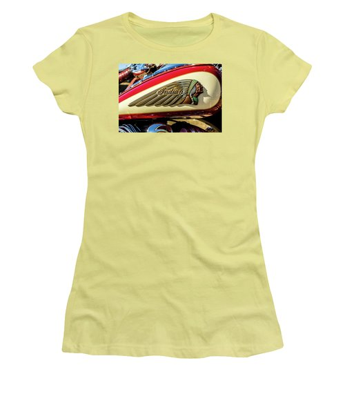 Indian Tank Women's T-Shirt (Athletic Fit)