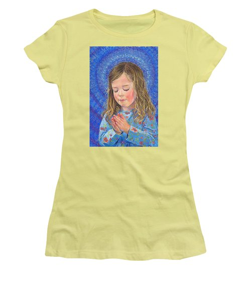 Indigo Women's T-Shirt (Athletic Fit)