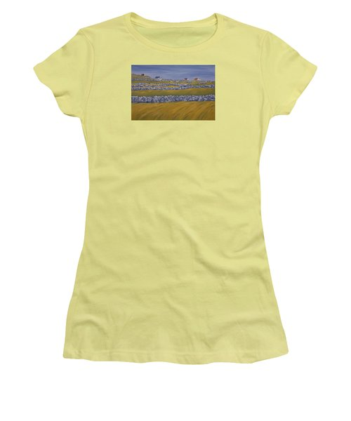 Inish Mor Women's T-Shirt (Athletic Fit)