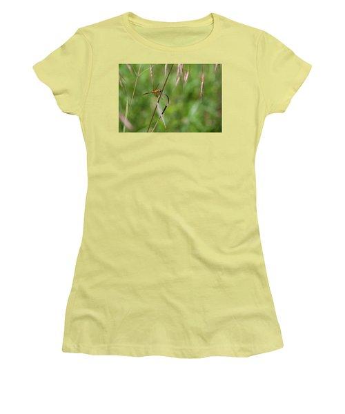 Inl-4 Women's T-Shirt (Athletic Fit)