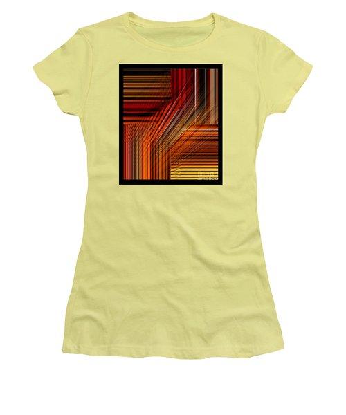 Inspiration 2 Women's T-Shirt (Junior Cut) by Thibault Toussaint