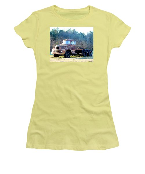 International Harvester R200 Series Truck Women's T-Shirt (Athletic Fit)