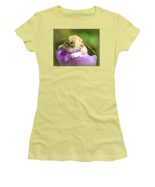Into Something Good Women's T-Shirt (Junior Cut)