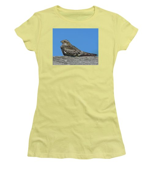 Women's T-Shirt (Junior Cut) featuring the photograph Into The Out by Tony Beck