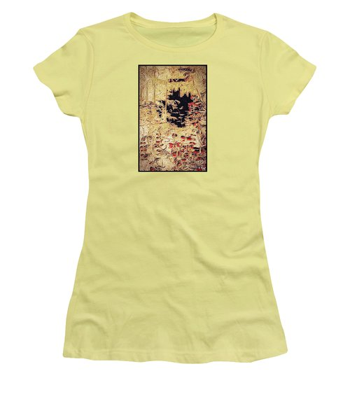 Into The Unknown Women's T-Shirt (Junior Cut) by William Wyckoff