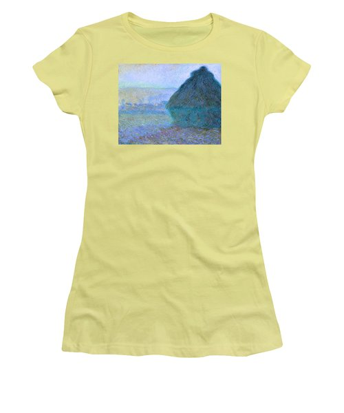Inv Blend 21 Monet Women's T-Shirt (Athletic Fit)
