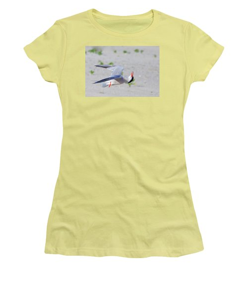 Inverted Flight Women's T-Shirt (Athletic Fit)