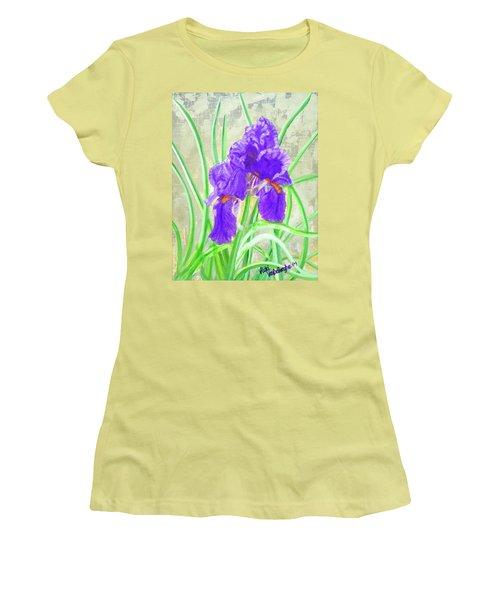 Iris Hope Women's T-Shirt (Junior Cut)
