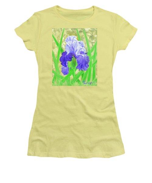 Iris Valor Women's T-Shirt (Junior Cut)
