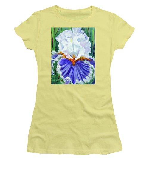 Iris Wisdom Women's T-Shirt (Athletic Fit)