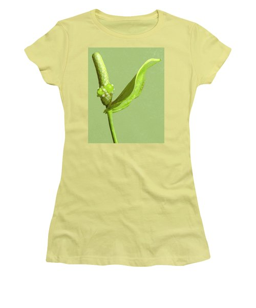 It's A Green Thing Women's T-Shirt (Athletic Fit)