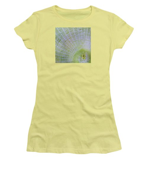 Its's Bitsy Spider Women's T-Shirt (Athletic Fit)
