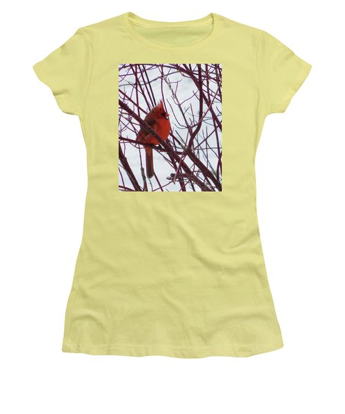 Blending In Women's T-Shirt (Athletic Fit)