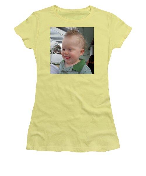 I've Got A Secret Women's T-Shirt (Junior Cut) by Val Oconnor