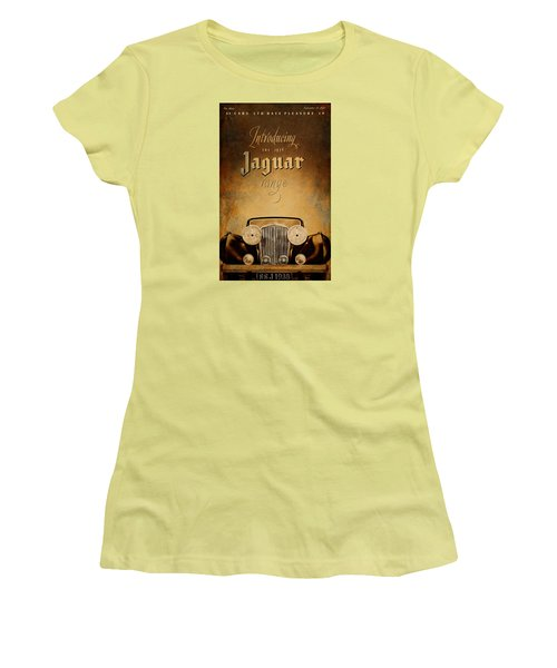 J A G Women's T-Shirt (Junior Cut) by Greg Sharpe