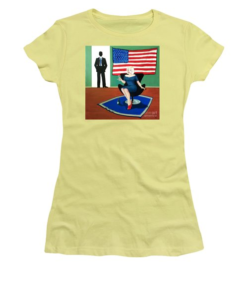Jack And Marilyn Women's T-Shirt (Athletic Fit)
