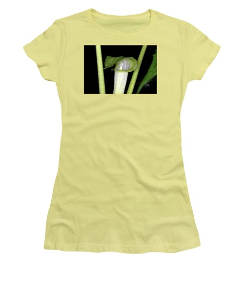 Jack In The Pulpit Women's T-Shirt (Athletic Fit)