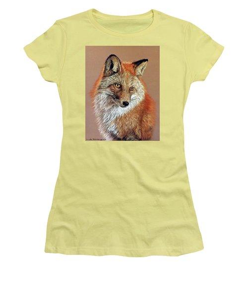 Jade Women's T-Shirt (Junior Cut) by Linda Becker