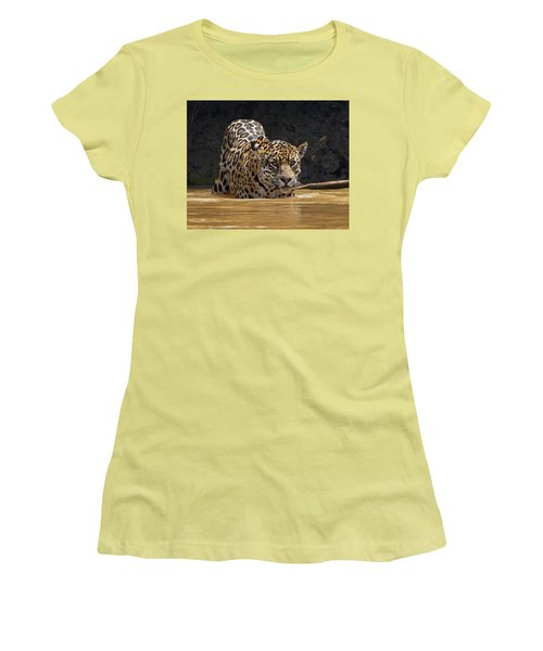 Jaguar Women's T-Shirt (Athletic Fit)