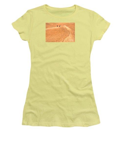 Jaisalmer Desert Festival-4 Women's T-Shirt (Athletic Fit)