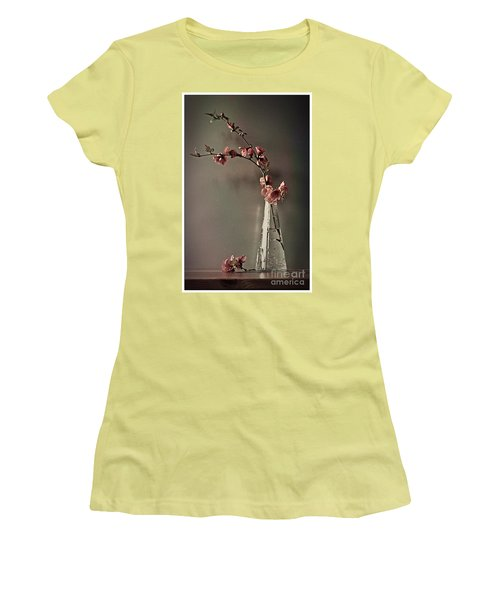 Japanese Inspiration Women's T-Shirt (Athletic Fit)