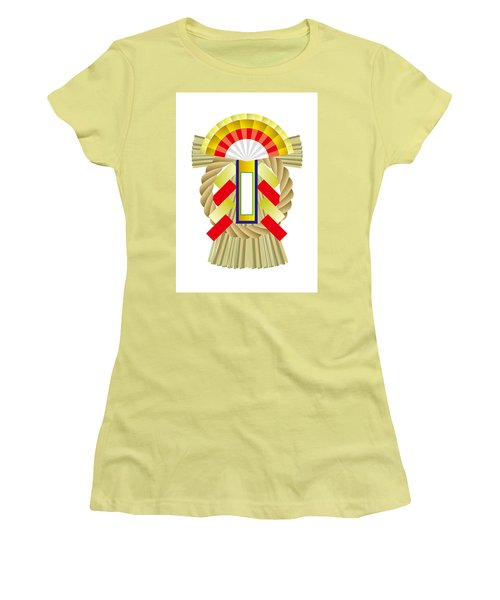 Japanese Newyear Decoration Women's T-Shirt (Athletic Fit)
