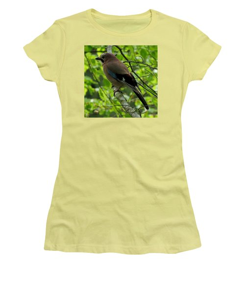 Jay Women's T-Shirt (Junior Cut) by John Topman