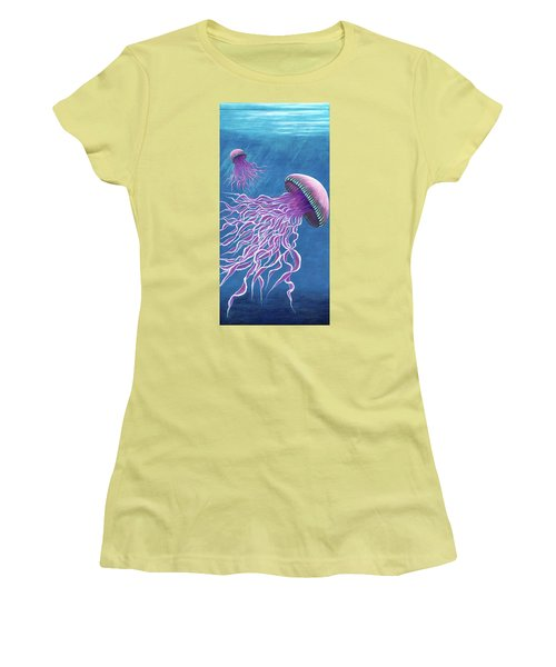 Jellies 1 Women's T-Shirt (Athletic Fit)