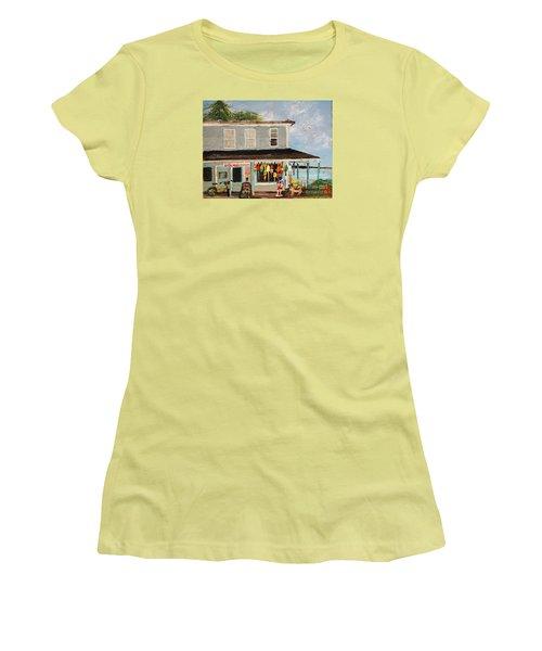Jenn's Store Women's T-Shirt (Athletic Fit)