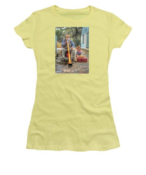 Jim Olds And Tanner Women's T-Shirt (Junior Cut) by Marion Johnson