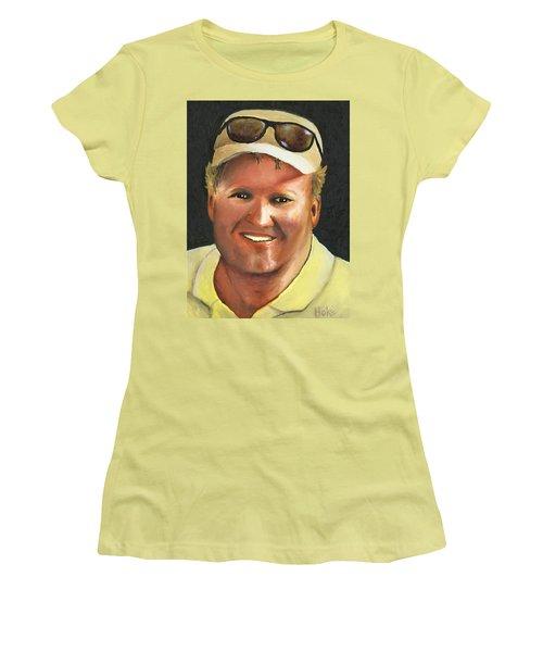 John Women's T-Shirt (Athletic Fit)