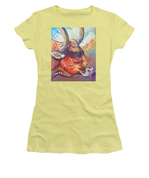 Just Looking Women's T-Shirt (Athletic Fit)
