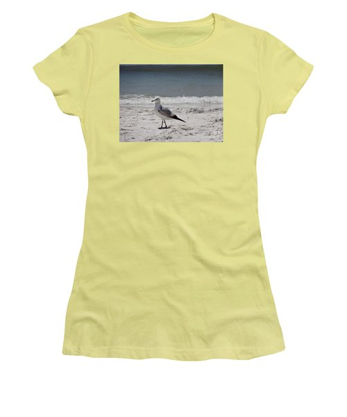 Just Strolling Along Women's T-Shirt (Athletic Fit)